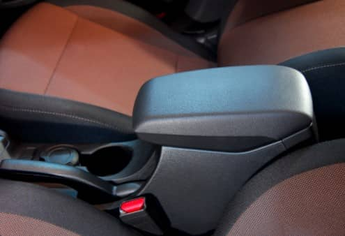 Types of armrest chair - fixed