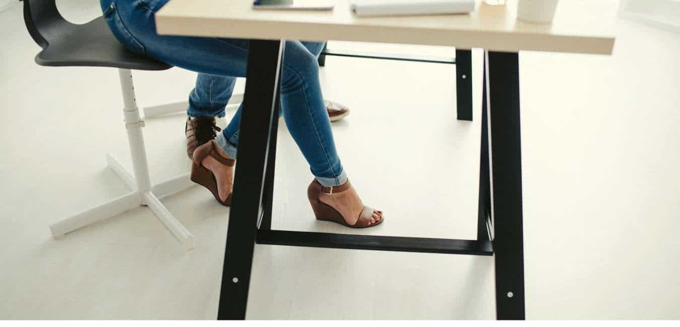 checkout the best under desk footrest for working hour